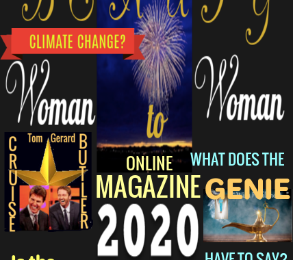 This Month in Beauty Woman to Woman . . .