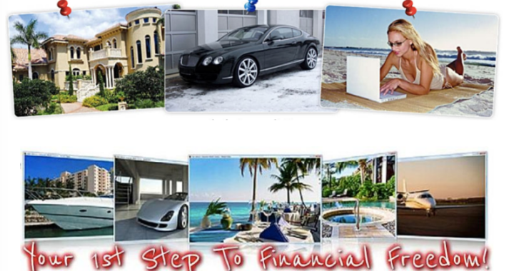 Your First Step to FINANCIAL FREEDOM!