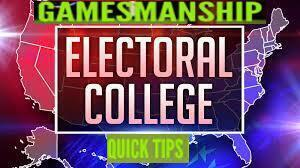 THE ELECTORAL COLLEGE (Dis) ADVANTAGE