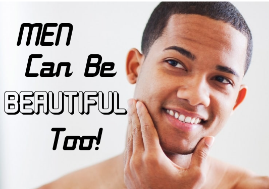 Beauty Trend . . . Men's Grooming