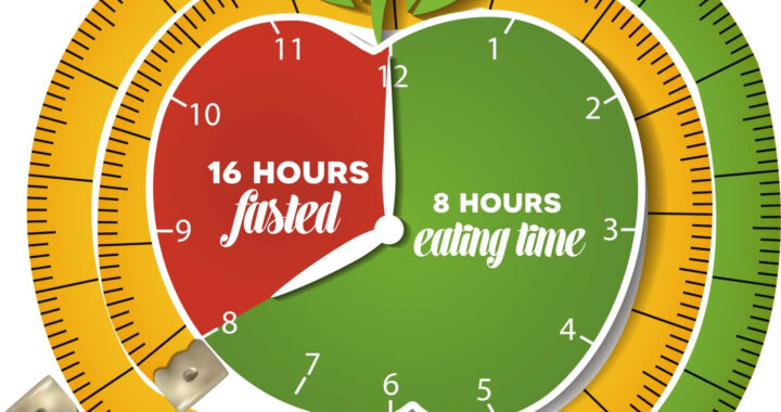 HEAL YOUR BODY THROUGH INTERMITTENT FASTING & DIET