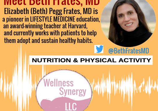 MEET BETH FRATES, MD