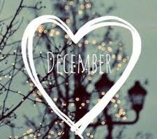 FILL MY HEART, DECEMBER