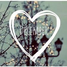 FILL MY HEART, DECEMBER