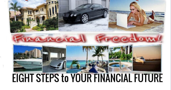 STEP 1, APRIL 2021:  STOP STRUGGLING WITH PERSONAL FINANCE; TAKE CONTROL